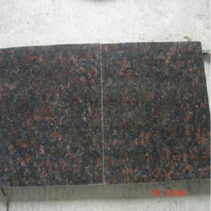 Polished Tan Brown Granite Stairs, Steps, Skirts, Risers pictures & photos