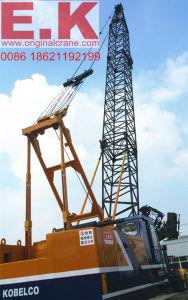 50ton Japanese Kobelco Crawler Crane Track Crane (7055) pictures & photos