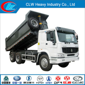 HOWO 6X4 Front Tipping Dump Truck in Low Price pictures & photos