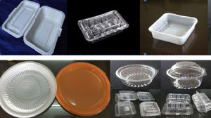 Plastic Egg Tray Automatic Vacuum Forming Machine pictures & photos