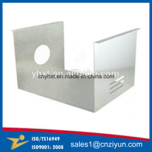 Custom Stamped Stainless Steel Brackets pictures & photos