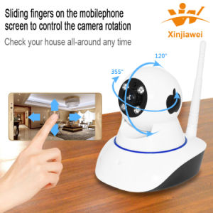 Newest Popular Design Digital Mini IP DVR Security Camera pictures & photos