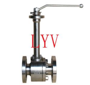 Cryogenic High Pressure Lcb Lf2 or Stainless Steeleball Valve