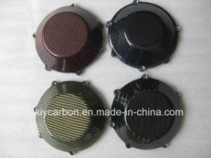 Color Carbon Fiber Motorcycle Parts pictures & photos