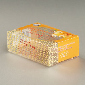 Eco-Friendly Clear Printing PVC Gift Box (foldable box) pictures & photos