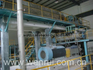 Disc Heat Disperser for Recycle Pulp