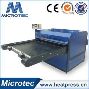 Automatic Sublimation Pneumatic Large Format Heat Press Single Side Two Station pictures & photos