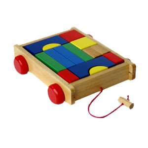 Wooden Toys- Block Wooden Toys Educational Toys (HE B648)