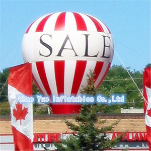 Customized Inflatable Advertising Ground Balloon with Ce Blower pictures & photos