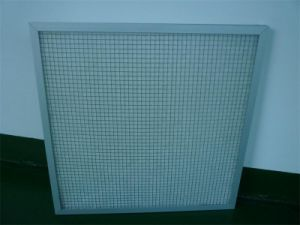 G4 HT250-300c High Temperature Glassfiber Air Filter for Drying Oven pictures & photos