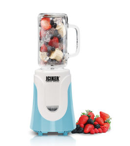 Ball Personal Blender, Blue with Glass Cup pictures & photos