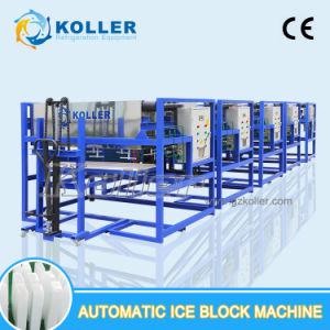 Small Capacity Auto Ice Block Making Machine with Aluminum Evaporator pictures & photos