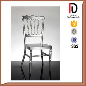 Wholesale Cheap Silver Napoleon Chair (BR-C030) pictures & photos