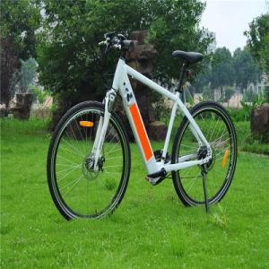28 Inch New Electric Mountain Bike Ebike with Hidden Tube Battery pictures & photos