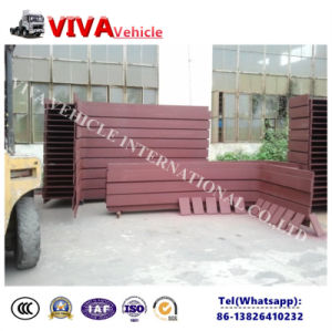 Truck Trailer /Container Chassis/Body/Main Beam