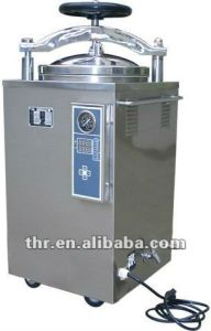 Thr-B-I Stainless Steel Vertical Sterilizer pictures & photos