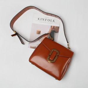 De060. Ladies′ Handbag Handbags Designer Handbags Fashion Handbag Leather Handbags Women Bag Shoulder Bag Cow Leather pictures & photos