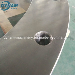 Precision CNC Machining Outer Wheel Steel Hot Die Forging Parts pictures & photos