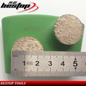 HTC Metal Bond Grinding Tools Floor Polishing Supplies pictures & photos