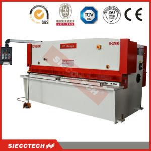 High Quality Metal Sheet Guillotine Shear, Manual Sheet Metal Shearing Machine, Sheet Cutter pictures & photos