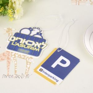 Hotel Air Freshener with Custom Logo (AF-012) pictures & photos