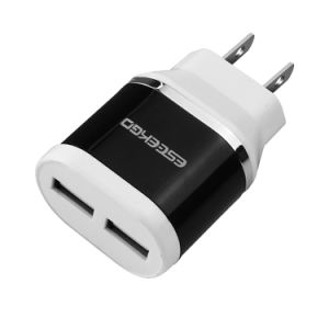 Dual USB Cellphone for iPhone Universal Charger pictures & photos
