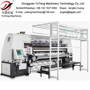 Multi-Needle Quilting Sewing Machine for Mattress and Blankets Yt-3000A pictures & photos