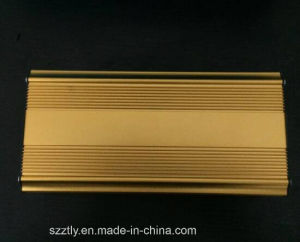 6063 Mill Finish Aluminium Extruded Profile pictures & photos