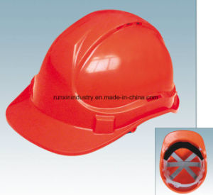 CE En 397 Standard Safety Helmet with Air Hole B023 pictures & photos
