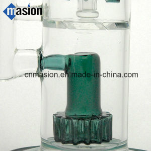 Glass Smoking Water Pipe Tobacco Vaporizer (AY006) pictures & photos