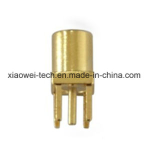 Female Coaxial Cable MMCX Connector pictures & photos