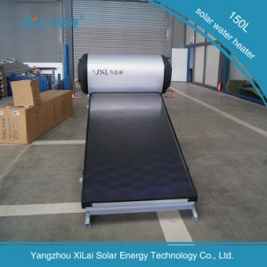 Non Pressure Flat Plate Collector Solar Water Heater pictures & photos