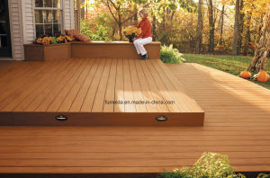 High Quality Capped Outdoor Flooring Composite pictures & photos