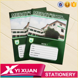 Cheap Custom School Paper Notebook Ghana Note 1 Exercise Book pictures & photos