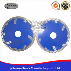 105-230mm Sintered Saw Blade, Gu Turbo Diamond Stone Cutting Blades for Granite pictures & photos