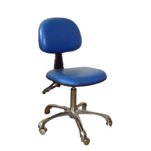ESD Cleanroom PU Work Chair for Cleanroom Work Shop pictures & photos