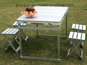 Portable Picnic Table Chair Set pictures & photos