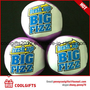 Newest Softpu Leather Kick Football, Juggling Hacky Sack Ball pictures & photos