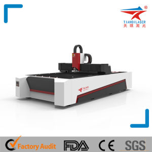 2017 New Design Fiber Metal Laser Cutting and Engraving Machine pictures & photos