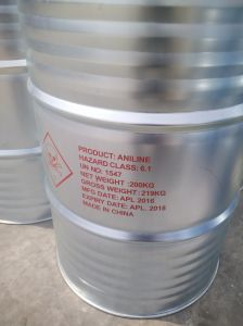 N-Isopropyl Aniline CAS No.: 768-52-5 Organic Chemical pictures & photos