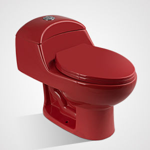 China Ceramic Low Price Floor Mounted One Piece Toilet