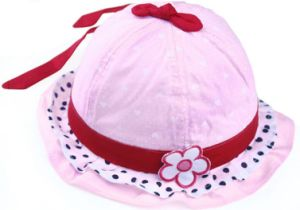 Baby Girl′s Lovely Bucket Hat pictures & photos