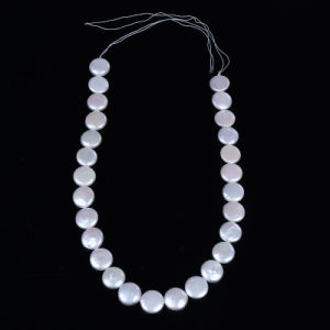 11-12mm Coin Pearl Strands pictures & photos