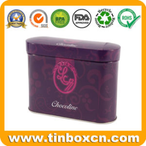 Chocolate Tin, Chocolate Box, Tin Chocolate Can, Food Tin Box pictures & photos