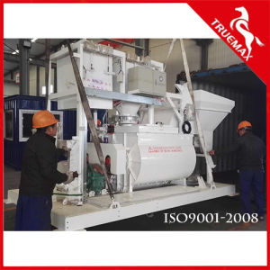 Road and Building 25m3 Automatic Stationary Wet Ready Mixed Concrete Batching Plant pictures & photos