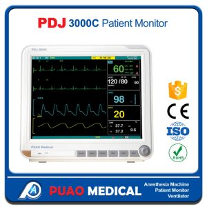 Ce/ISO Medical Portable Multi-Parameter Patient Monitor pictures & photos