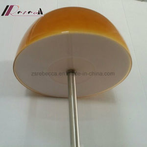 New Modern Orange Round Floor Lamp for Hotel pictures & photos