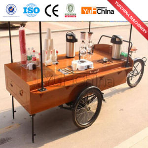 Good Quality Coffee Bike / Coffee Shop Mobile Cart Price pictures & photos