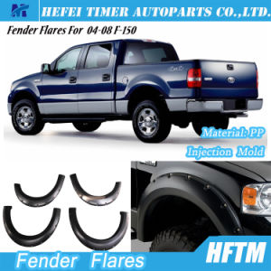 for Ford F-150 04-08 Canada 4X4 Pickup Fender Flares pictures & photos