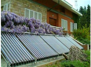 Heatpipe Split Solar Hot Water Heating System pictures & photos